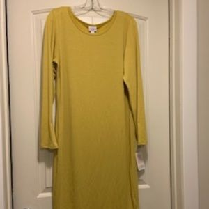 XL Debbie  Mustard yellow